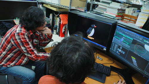 """I want to see more! The World of Animation """"Pingu in the City"""""""
