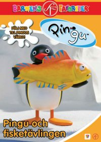 Pingu and the Fishing Competition (DVD)