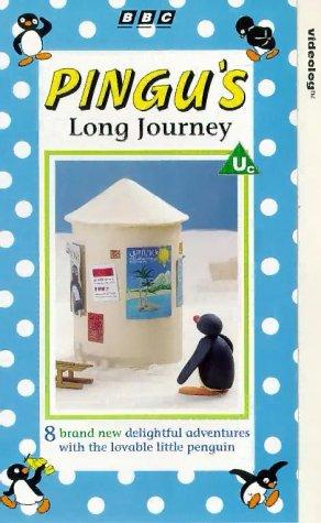Pingu's Long Journey (VHS)