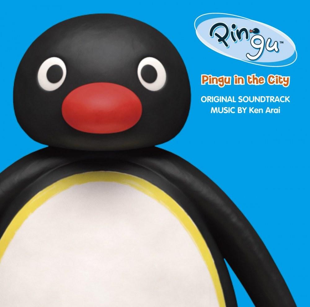 Pingu in the City Original Soundtrack