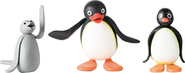 PinguandFriendsStatues