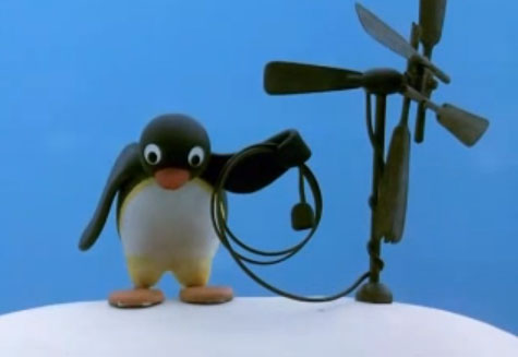 Pingu Has an Idea