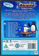 Pingu Pranks from The Pole Back Cover