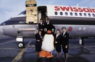 PinguatSwissAir
