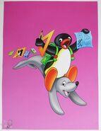 PinguSchoolPoster