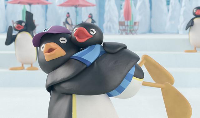 Pingu the Super Substitute