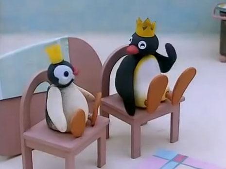 Pingu the King