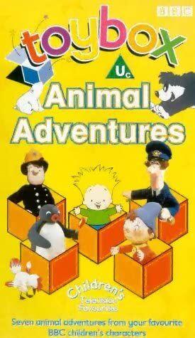 Toybox: Animal Adventures