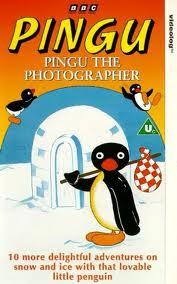Pingu the Photographer (VHS)