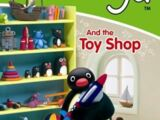 Pingu and the Toy Shop (UK DVD)
