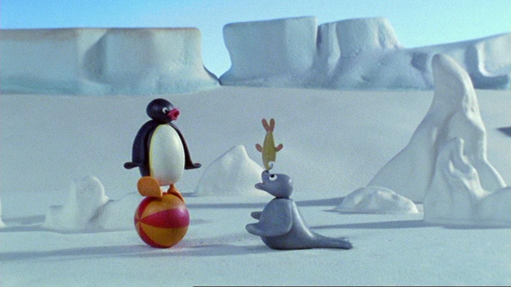 Pingu's Balancing Act