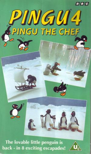 Pingu the Chef (VHS)