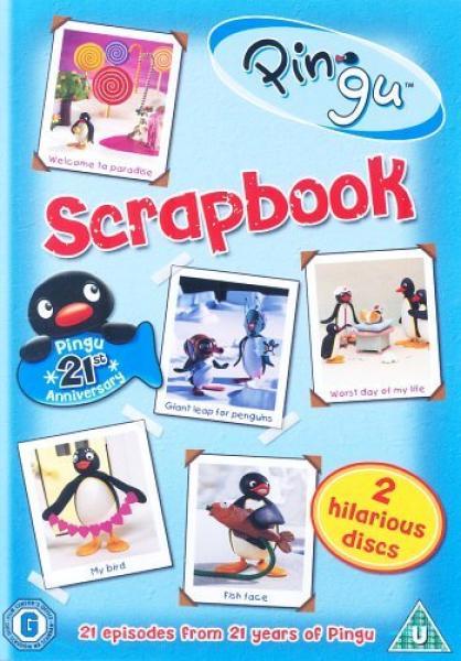 Pingu Scrapbook