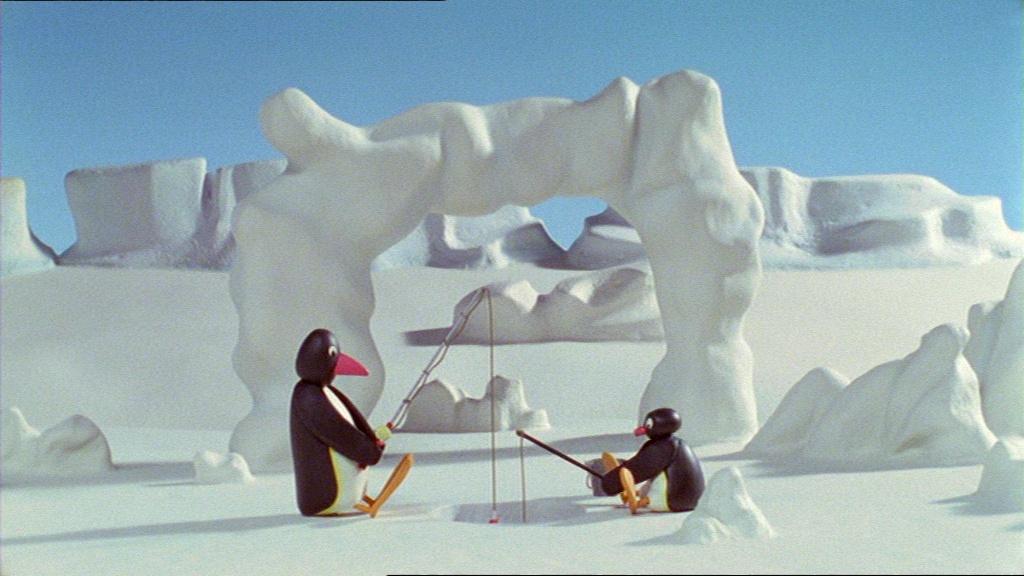 Like Father Like Pingu