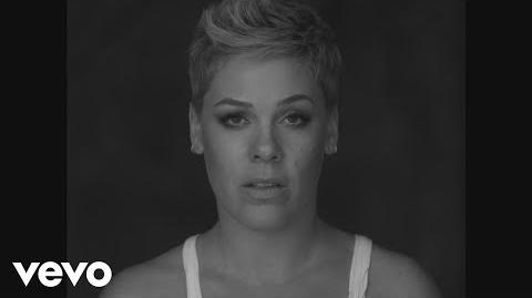 P!nk - Wild Hearts Can't Be Broken (Official Video)