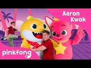 Baby Shark Dance by Aaron Kwok - Dance with us! - PINKFONG Baby Shark X Harbour City in Hong Kong