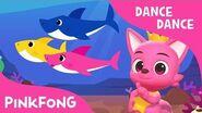 Baby Shark - Dance Dance Pinkfong - Pinkfong Songs for Children