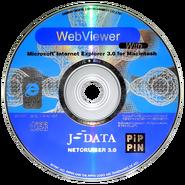 PAMac WebViewer with J-DATA NetCruiser 3.0