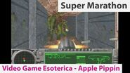 Super Marathon - Apple Bandai Pippin - Video Game Esoterica