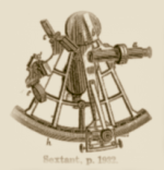 Un sextante
