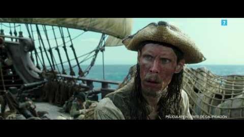 Piratas del Caribe La Venganza de Salazar Avance exclusivo en español HD