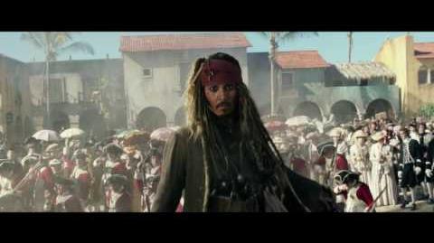 """Piratas del Caribe La Venganza de Salazar Anuncio """"El Último Pirata"""" HD"""
