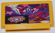 Captain America Famicom