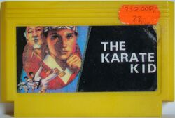 The Karate Kid Famicom Pirate Cart 1.JPG
