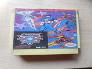 Captain America and the Avengers Pirate Famicom Cart 9