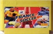 K1505 ! France Soccer 98