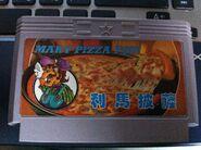 Pizza Pop Mario