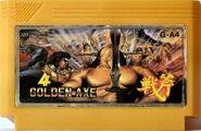 G-A4! Golden Axe IV