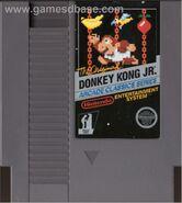Donkey Kong Junior - 1986 - Nintendo