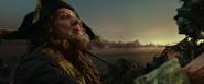 Barbossa threatened