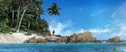 DMTNT Concept Art Hangman's Bay Beach 6