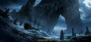 Concept art Ship Triangle