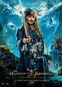 PotC DMTNT Greek Character Poster 01 - Johnny Depp