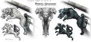 DMTNT Concept Art Black Dog figurehead