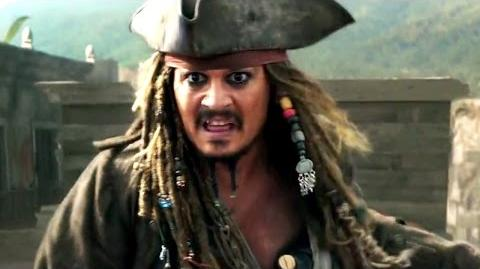 PIRATES OF THE CARIBBEAN 5 - Official Trailer 4 (2017) Johnny Depp Disney Movie HD