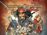 Пираты Карибского моря: Проклятие «Чёрной жемчужины» (графический роман)