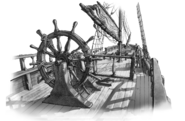 Concept art-Dying Gull 2