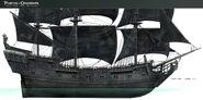 DMTNT Concept Art Black Pearl