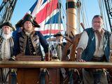 Crew der HMS Providence