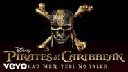 "Treasure (From ""Pirates of the Caribbean Dead Men Tell No Tales"" Audio Only)"