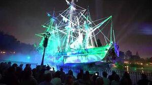 New_2019_Disneyland_FANTASMIC_water_&_fireworks_show