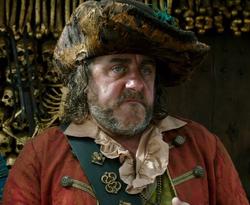 Mullroy als Pirat