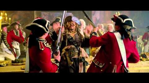 Pirates of the Caribbean - On Stranger Tides Palace Escape Clip HD