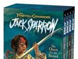 Пираты Карибского моря: Джек Воробей