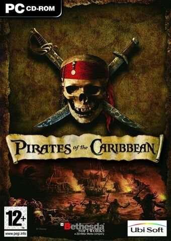 pirates of the caribbean the video game part 2