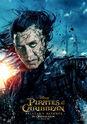 Pirates of the Caribbean Salazar's Revenge (UK) Character Poster 3 - 2 - Javier Bardem
